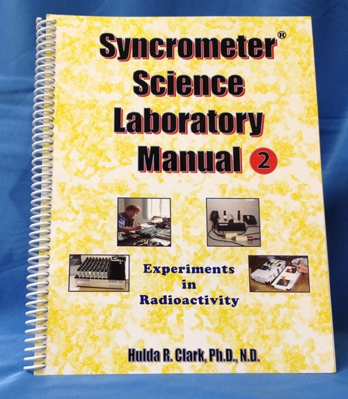 Syncrometer Science Laboratory Manual 2